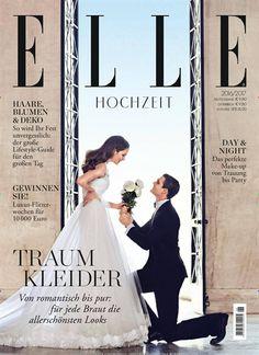 Traumkleider. Gefunden in: Elle Hochzeit - epaper, Nr. 2/2016