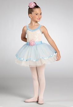 Weissman® Ballet Costumes, Dance Costumes, Flower Hair Clips, Flowers In Hair, Glitter Flowers, Dance Outfits, Dance Wear, Tutu, Bodice