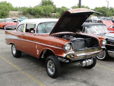 56 Chevy Gasser | Chevy 1956 chevy 1957 Chevy Forum , Talk about your 55 chevy 56 chevy ...
