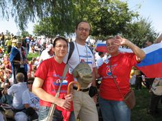 Fotografia: Naša slovenská skupina pred pochodom Jeruzalemom | fotky.sme.sk Nasa, Fotografia