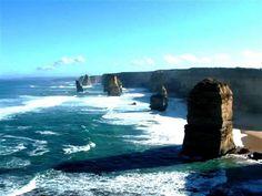 australia.victoria.melbourne  the great ocean road   12 apostles  march 2011