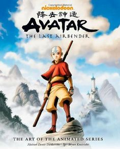 Avatar: The Last Airbender (The Art of the Animated Series) by Bryan Konietzko, http://www.amazon.com/dp/1595825045/ref=cm_sw_r_pi_dp_XjaUrb1R4Y53T