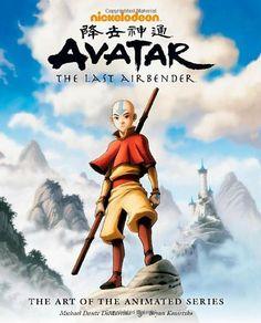Avatar: The Last Airbender (The Art of the Animated Series) by Bryan Konietzko, http://www.amazon.com/dp/1595825045/ref=cm_sw_r_pi_dp_XjaUrb1R4Y53T