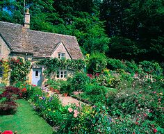 Cottage in Bibury England