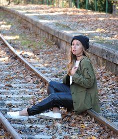 Across the Railway