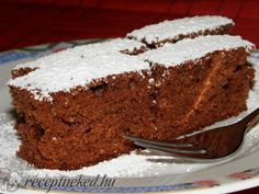 Érdekel a receptje? Kattints a képre! Küldte: LigetiK Hungarian Recipes, Hungarian Food, Sweet Cookies, Something Sweet, Tiramisu, Sweet Recipes, Cookie Recipes, Banana Bread, Deserts