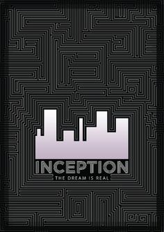 Inception Poster by JasonWStanley