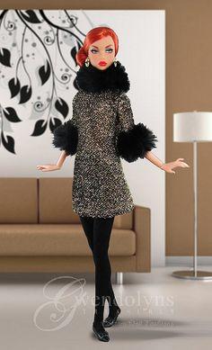 Mood Changers (Redhead) | Poppy Parker | in Gwendolyn's Treasures fashion