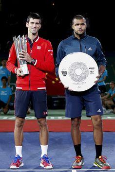 Novak Djokovic Photos: 2015 Shanghai Rolex Masters - Day 8 (Final)