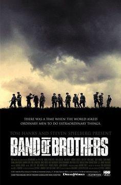 Vi ricordate di #BandOfBrothers?  Ecco la recensione di Recenserie su questa serie tv.