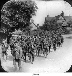 6th North Staffordshire Regiment, Burton upon Trent