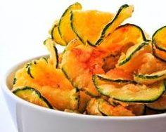Chips de courgette (facile, rapide) - Une recette CuisineAZ