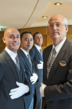 MSC Yacht Club butler service