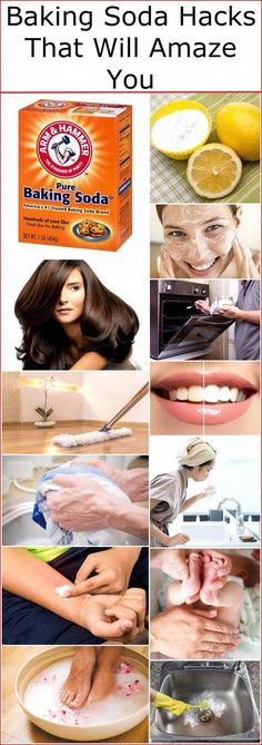 Baking Soda Hacks That Will Amaze You | Baking Soda Uses and DIY Home Remedies. #AppleCiderVinegarBakingSoda #BakingSodaShampooBeforeAndAfter #BakingSodaShampooForGrayHair #BakingSodaForHair Baking Soda For Hair, Baking Soda Shampoo, Baking Soda Uses, Baking Soda Beauty Uses, The Menu, Dim Sum, Antipasto, Home Remedies, Natural Remedies