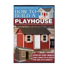 Home Improvement Contractors, Home Improvement Tv Show, Home Improvement Loans, Home Improvement Projects, Childrens Playhouse, Build A Playhouse, Build Your Own Smoker, Shed Builders, Build A Dog House