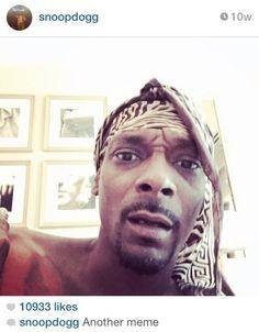 "Snoop Dogg's Selfie ""Memes""   Know Your Meme"