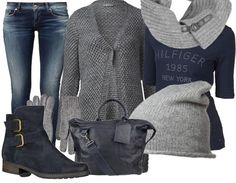 The classic casuel - Casual Outfits - stylefruits.nl