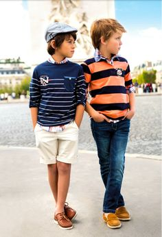 little boy outfits to make your boy look fashionable 09 Toddler Boy Fashion, Cute Kids Fashion, Little Boy Fashion, Toddler Boy Outfits, Outfits Niños, Preppy Outfits, Kids Outfits, Preppy Little Boys, Little Boy Outfits