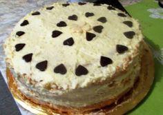 Vanília krémes torta Oreo, Cookies, Cake, Food, Crack Crackers, Pie, Biscuits, Mudpie, Cakes