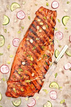 Teriyaki Sockeye Salmon -- quick to prepare, healthy & incredibly delicious!