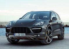 Porsche Cayenne: Lovely
