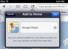 Install Google Maps and YouTube on Apple iOS 6 iPhone, iPad & iPod Touch - Quertime
