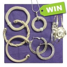 Win This Beautiful Jewellery Collection! Kind And Generous, Serenity, Beautiful Things, Jewelry Collection, Washer Necklace, Giveaway, Competition, Autumn, Jewellery