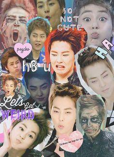 XiuMin Collage 7