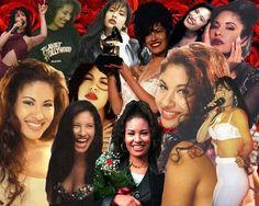 Selena Quintanilla Perez Collage | Fan made Selena collage | ♥♡Selena Quintanilla Perez ...
