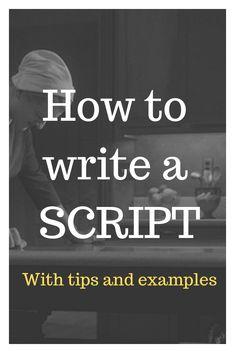 How to write a script-Step-by-step guide with tips and examples Stop procrastinating. Sit down and write your script. Read this FREE easy step-by-step guide with tips and examples on how to start your screenplay the right way with a solid treatment. Tv Writing, Script Writing, Creative Writing Tips, Make Money Writing, How To Stop Procrastinating, Fiction And Nonfiction, Writers Write, Writing Process, Screenwriting