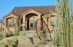 Frontier Lodge at Sunset at Stagecoach Trails Guest Ranch http://www.ranchseeker.com/index.cfm/pg/listing_details/id/11917/frompopup/0