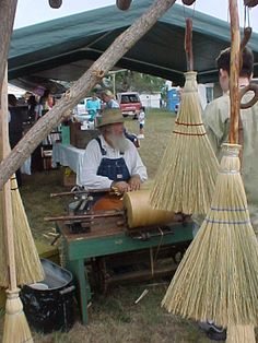 Annual Amish auction - Clarita, OK  This auction funds their Amish School