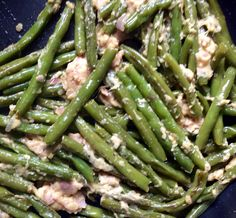 Ingredients: 1 lb. Fresh Green Beans, ends removed, and snapped if wanted 2 T Butter Salt 2 Slices Swiss cheese, diced small 1 Piece Deli Ham Slice, diced small Sauce: 2 T Butter 1 Medium Shallot, …