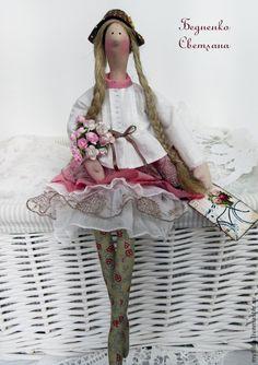 Весенняя девочка Сьюзи - бледно-розовый,8 марта,8 марта подарок,подарок девушке