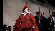Maria Stuarda is a tragic opera by Gaetano Donizetti, to a libretto by Giuseppe Bardari, based on Andrea Maffei's translation of Friedrich Schiller's 1800 play Maria Stuart.