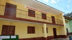 Local de la Municipalidad Distrital de Bolognesi, Pallasca, Áncash.