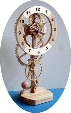 Custom Made Mystery Clock