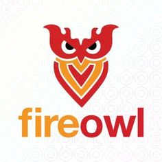 Exclusive Customizable Logo For Sale: Fire Owl | StockLogos.com https://stocklogos.com/logo/fire-owl