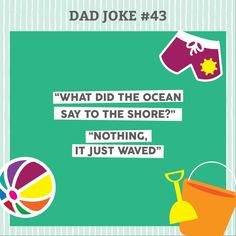Let's celebrate Father's Day with some dad jokes!  Palm Valley Pediatric Dentistry