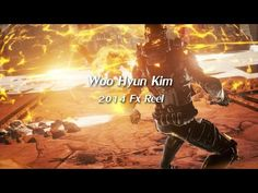 Woo Hyun Kim 2014 Fx Reel - YouTube