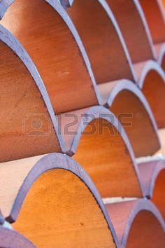 """Képtalálat a következőre: """"terracotta tile fence"""""""