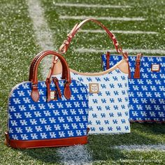 Dooney & Bourke | NCAA University of Kentucky collection.