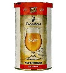 Coopers Preachers Hefe Wheat Home Brew Kit Beer Ingredients, Wine And Spirits, Home Brewing, Wines, Kit, Bottle, Simple, Beverages, Bebe