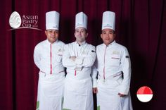 ASIAN PASTRY CUP 2014 : Team  - Indonesia