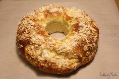 Receta de Roscón de Reyes casero (El Roscón de Lu)
