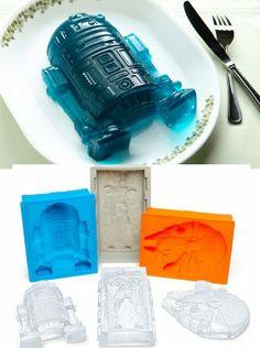 Moldes de silicone Star Wars