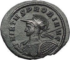 PROBUS 276AD VIRTVS Rare Ancient Roman Coin Mars Ares War God i55524 https://trustedmedievalcoins.wordpress.com/2016/05/17/probus-276ad-virtvs-rare-ancient-roman-coin-mars-ares-war-god-i55524/