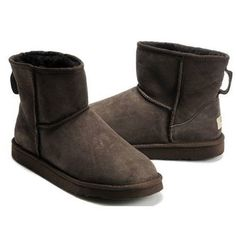 Classic Mini Ugg Boots 5854 Chocolate New Style Classic Ugg Boots, Ugg Classic Mini, Ugg Boots Sale, Ugg Boots Cheap, Uggs, Dance Boots, Unique Boots