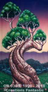 Backdrop OR030 Oriental Landscape Panel 3