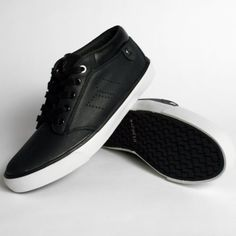 Macbeth Hensley Studio Project Mens Shoes in Black Cement b9d1f406679b